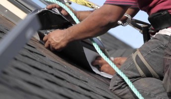 Watch a VELUX No Leak Skylight Installation