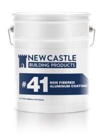 NC#41 Recubrimiento de aluminio no fibroso