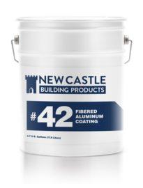 NC#42 Recubrimiento de aluminio fibroso