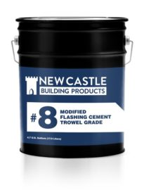 NC#8 Modified Flashing Cement (Trowel Grade)