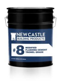 Cemento intermitente modificado NC#8 (Grado de la paleta)