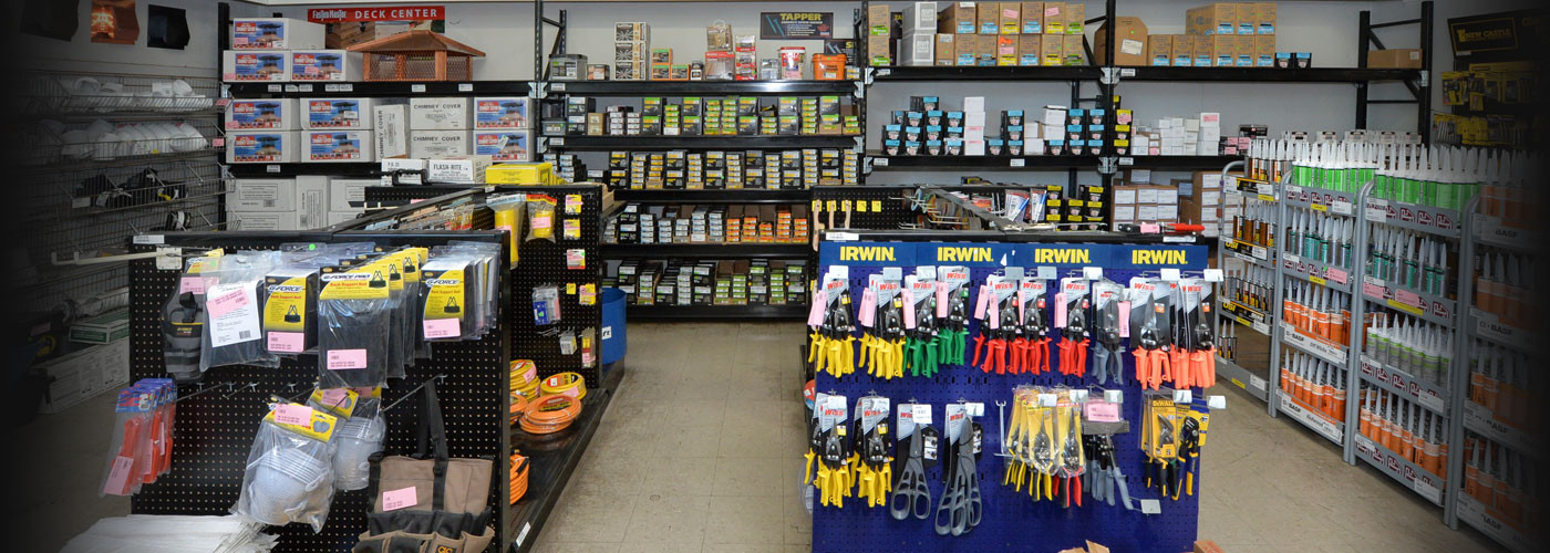 Equipment Amp Fasteners New Castle Building Products