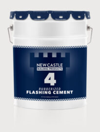 NC#4 Rubberized Flashing Cement