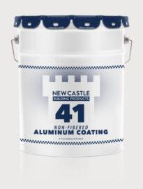 NC#41 Non-Fibered Aluminum Coating