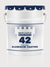 NC#42 Fibered Aluminum Coating