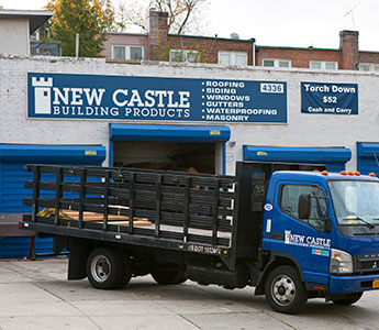 Locations New Castle Building Products