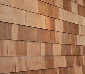 Cedar, Slate & Tile
