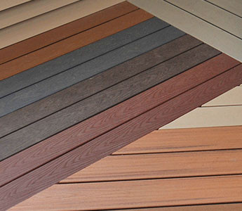 Siding, Decking & Trim Boards