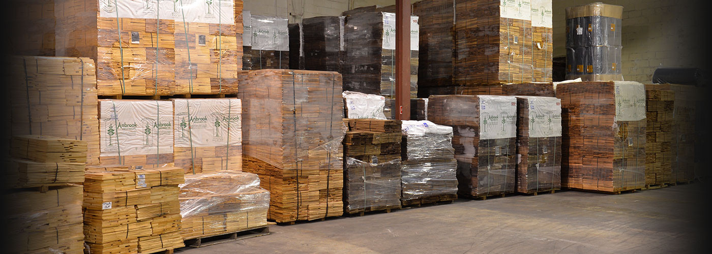 Anbrook lumber products building materials